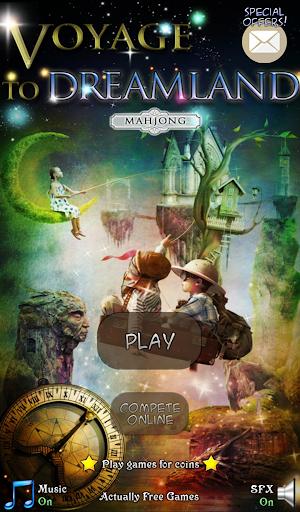 Mahjong: Voyage to Dreamland