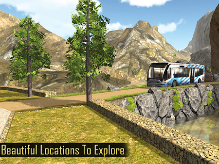 Off Road Tourist Bus Driving 1.2 screenshot 69616