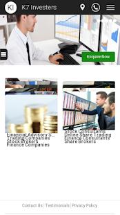 Tải K7 Investers APK