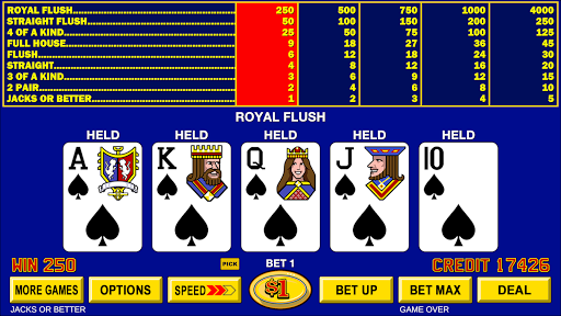 Video Poker - Classic Casino Games Free Offline filehippodl screenshot 14