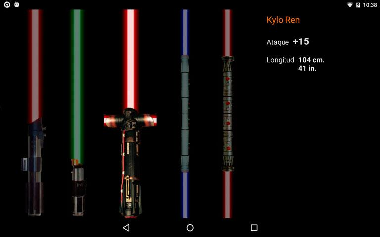 Light Saber Duels 3D- screenshot