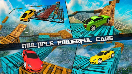 Impossible Tracks Stunt Car Racing Fun: Car Games Apk Download For Android 8