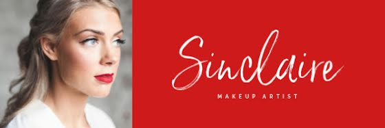 Sinclaire Makeup Artist - Email Header Template
