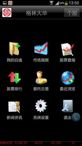 玩財經App 格林大華(香港)環球快車免費 APP試玩
