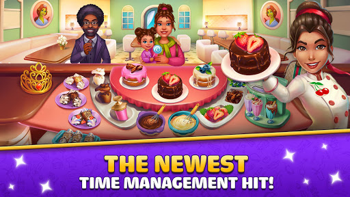 Screenshot for Cook It! Chef Restaurant Cooking Game in United States Play Store