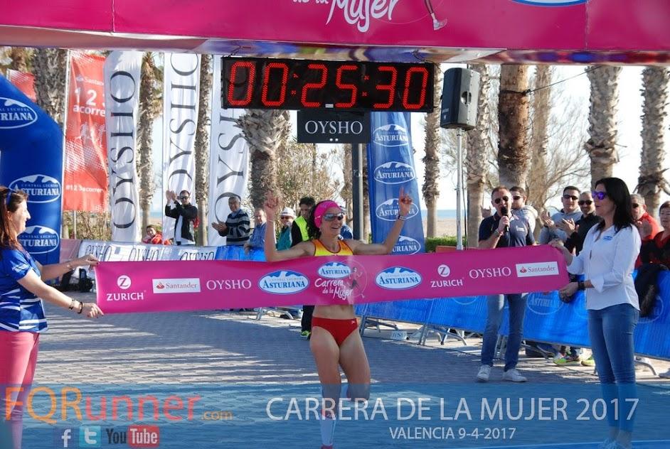 Carrera de la Mujera 2017 Valencia