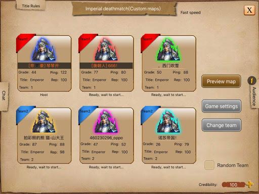 War of Empire Conquestuff1a3v3 Arena Game Screenshots 16