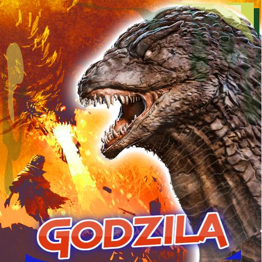 Kaiju & Godzilla HD Wallpaper