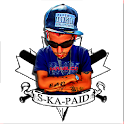S-Ka-Paid Official Music App icon
