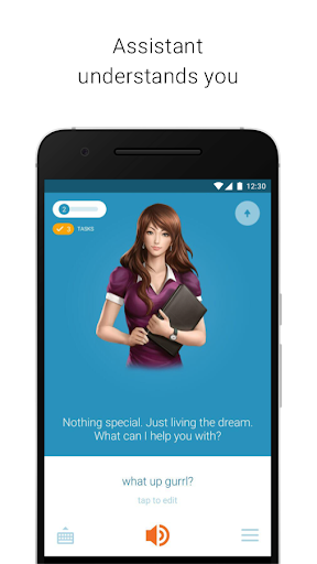 Assistant – Your Voice Aide screenshot 1