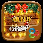 Merry Christmas Go Launcher Theme Icon