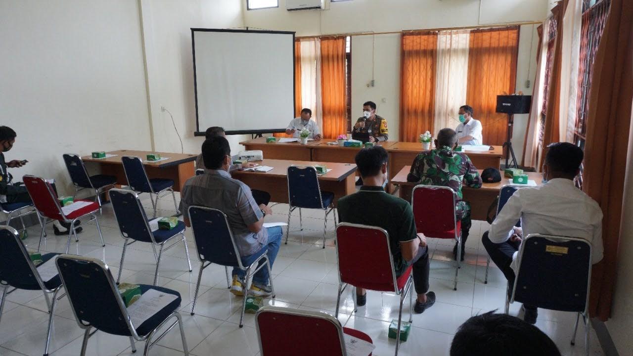 Rapat Koordinasi Satgas Saber Pungli Kabupaten Sekadau