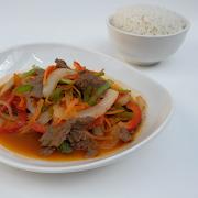 Spicy Chicken / Beef