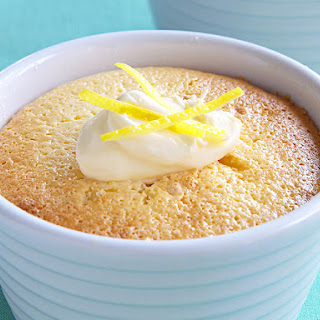 Lemon Puddings Recipe