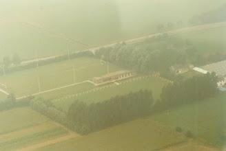 Photo: Luchtfoto sportcomplex  vv Vuren