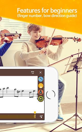 Jameasy for Violin 2.3.3 screenshots 3