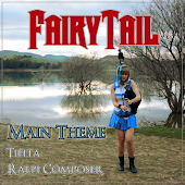 Fairy Tail Main Theme (Bagpipes version)
