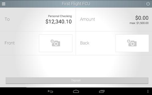 First Flight FCU- screenshot thumbnail