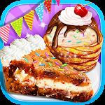 Sweet Desserts - Cookie Cake & Churro Ice Cream Icon