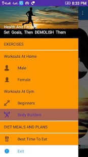 Fitness And Bodybuilding - náhled
