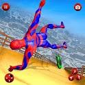 Superhero Robot Speed Hero icon