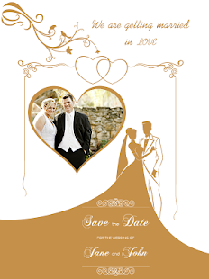 Wedding invitation card designer app 2017 new android apps on wedding invitation card designer app 2017 new screenshot thumbnail stopboris Images