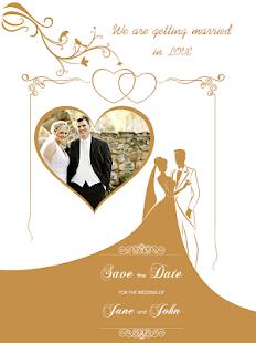 Wedding invitation card designer app 2017 new apps on google play screenshot image stopboris Gallery