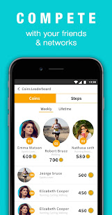 App FeetApart - Walk and Earn Rewards APK for Windows Phone