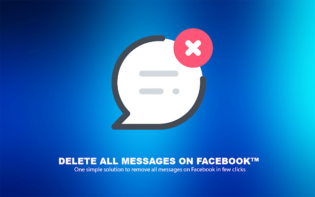 Delete All Messages on Facebook