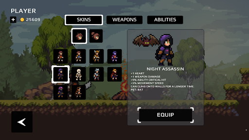 Apple Knight: Action Platformer 2.0.7 screenshots 23