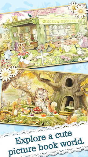 Peter Rabbit -Hidden World- 3.0.8 screenshots 2