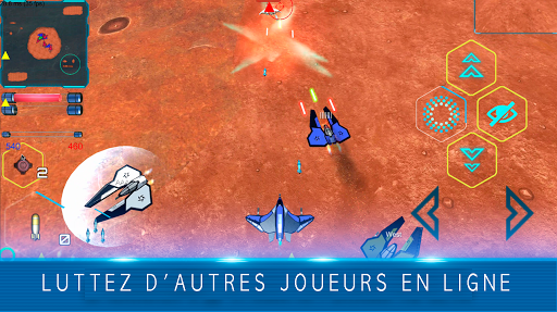 PVP Ship: Shooter 5 vs 5  captures d'écran 1