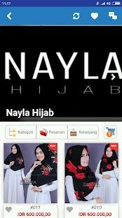 Nayla Hijab - náhled