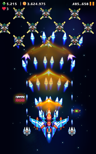Galaxy Shooter - Falcon Squad 52.3 screenshots 5