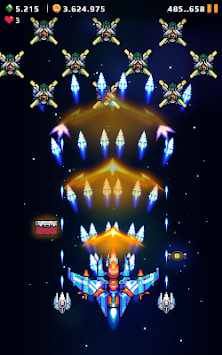 Galaxy shooter : Space attack (Unreleased) apk screenshot
