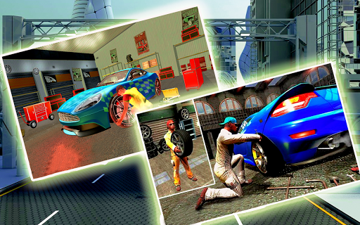 Modern Car Wash Service : Driving School 2019 download 2