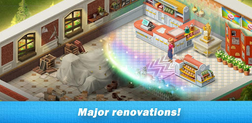 Restaurant Renovation Mod Apk 1.8.6 (Unlimited money)(Mega mod)