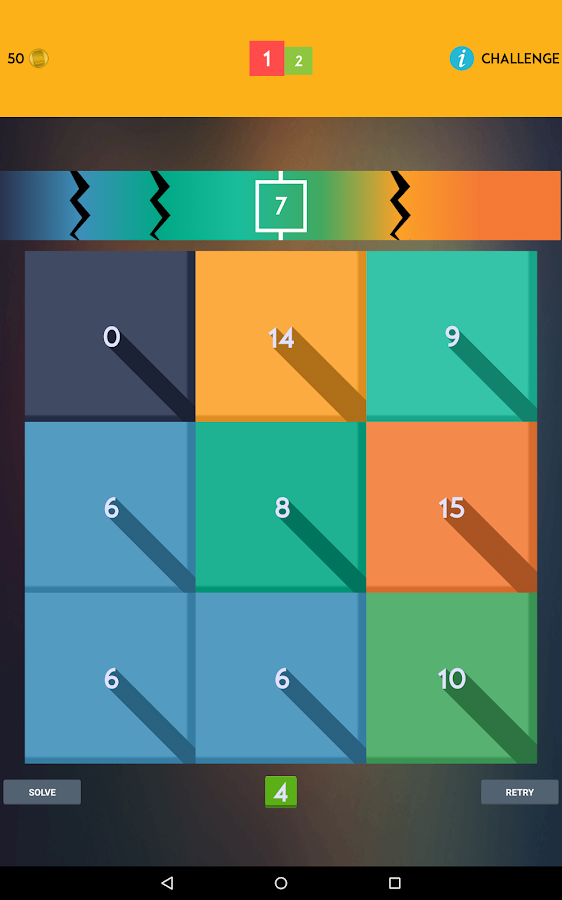 Math Puzzles- screenshot