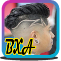 Trendy Hairstyle for Men icon
