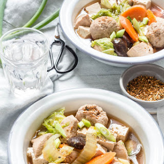 Chinese Cabbage Tofu Soup Recipes