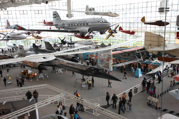 The Museum of Flight in Seattle