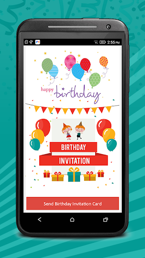 Birthday Invitation Cards Pro