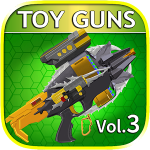 Toy Gun Simulator VOL. 3 for PC and MAC