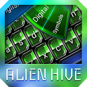 Alien Fun Keyboard theme icon