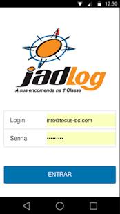 JADLog Entregas - náhled