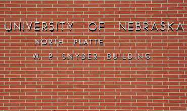 Photo: Since 1904, the West Central Research and Extension Center has addressed problems and concerns specific to the counties of West Central Nebraska.