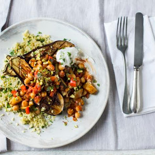 Moroccan Vegetables With Couscous.