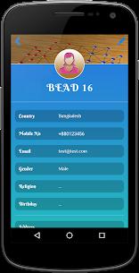 Bead 16 (Alquerque, Qirkat) 4