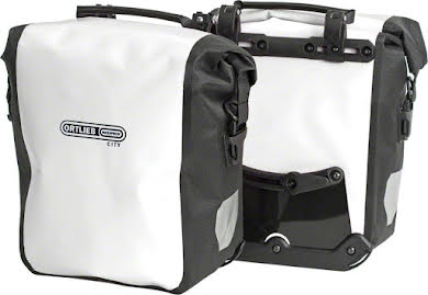 Ortlieb Front-Roller City Front Pannier: Pair alternate image 0