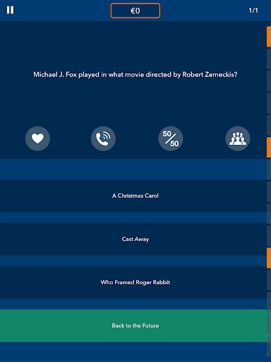 Millionaire Movies Quiz screenshot 7